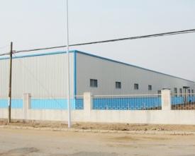 彩钢活动厂房