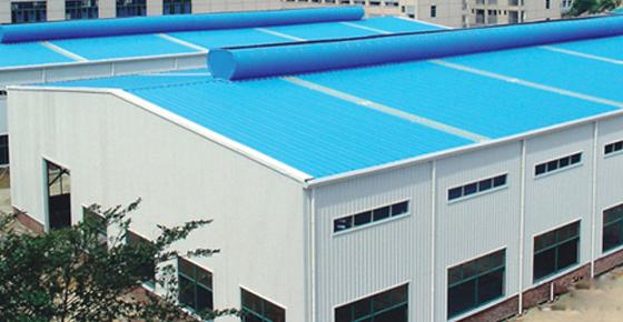 钢结构构件的主要应用