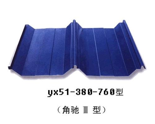 彩色压型钢板
