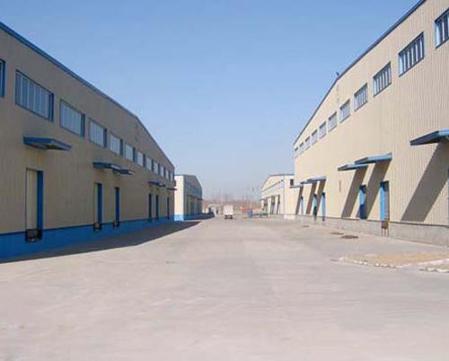 乌海轻型vwin德赢ac米兰官方合作伙伴厂房