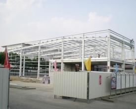 轻钢厂房设计