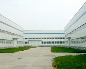 包头钢结构厂房
