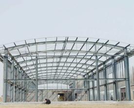 巴盟钢结构