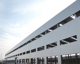 包头钢结构施工工程
