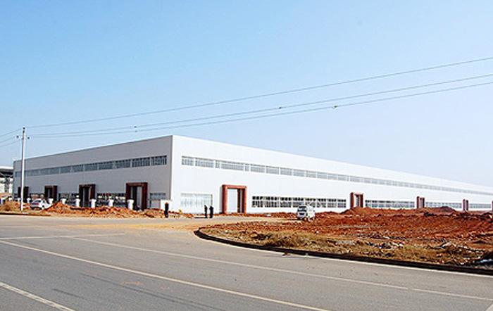 vwin德赢ac米兰官方合作伙伴厂房安装施工