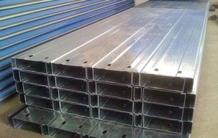 C型钢制作